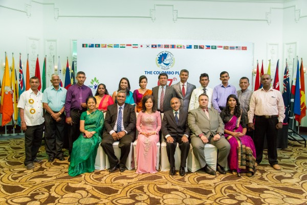 The Colombo Plan Celebrates 67 Years with a Commitment Towards a Greener World