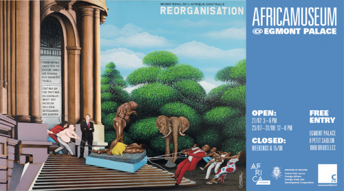 AfricaMuseum @ EgmontPalace/free entry