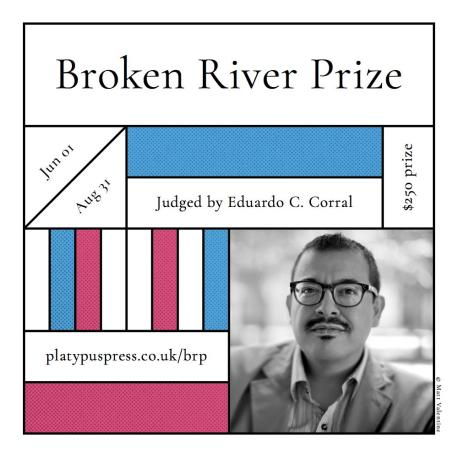 Free Poetry Competition/Broken River Prize