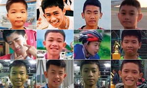 News:Thailand cave rescue live: all 12 boys and coach successfully rescued