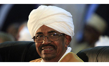 Sudan's ruling party nominates president Bashir for 2020 elections