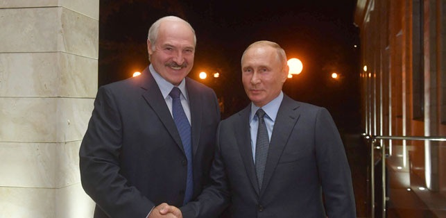 Lukashenko: No mounting problems in Belarus-Russia relations.