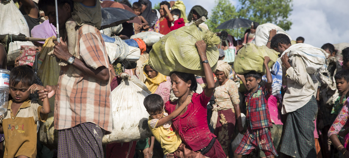 Myanmar military leaders must face genocide charges – UN report