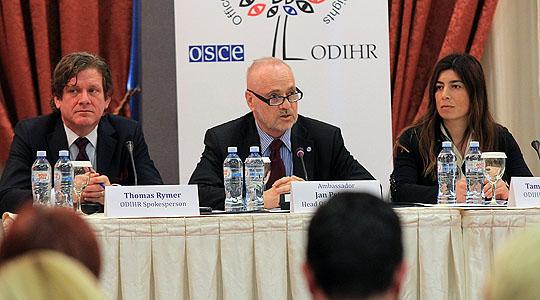 ODIHR opens observation mission for referendum in Skopje