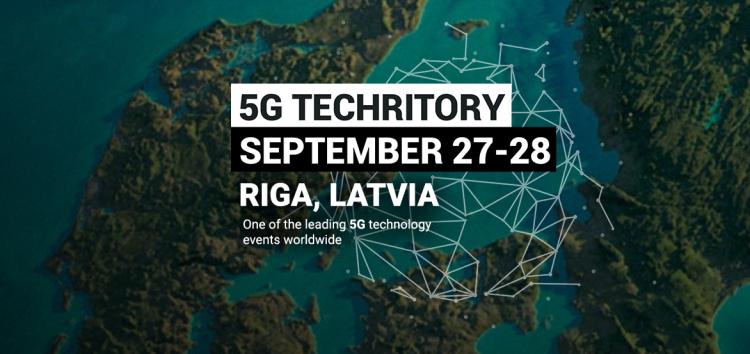 "Baltic Sea Region 5G Ecosystem Forum ""5G Techritory"""