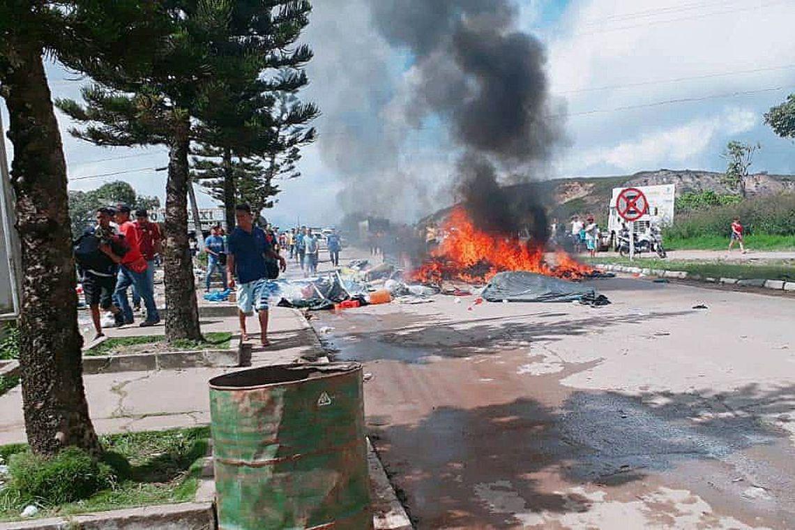 Brazil prosecutors investigate conflicts in Roraima