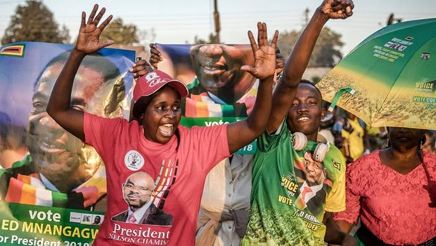 Commonwealth observers urge patience as Zimbabwe awaits final results