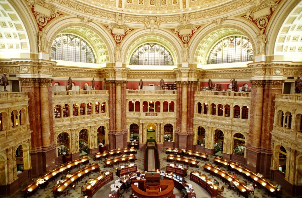 Library Of Congress Announces Winners of 2018 Literacy Awards