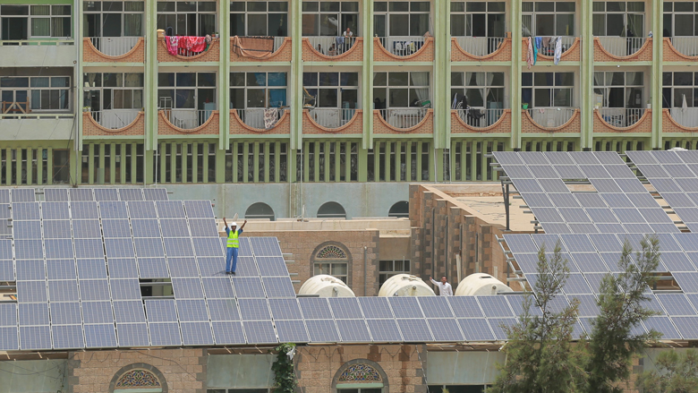 World Bank Brings Electricity Back to the Largest Hospital in Yemen
