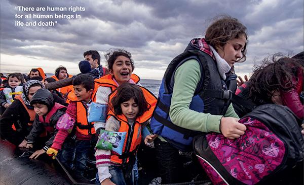 Identifying Migrant Bodies in the Mediterranean