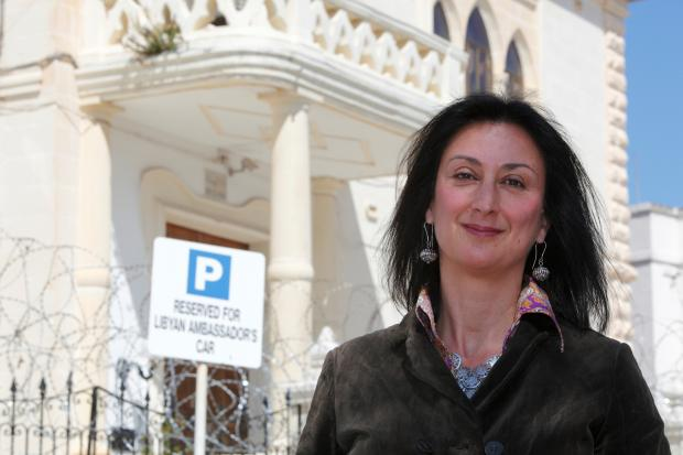 Each time a journalist is killed, a pillar of democracy crumbles, says OSCE Representative on first anniversary of Daphne Caruana Galizia's murder
