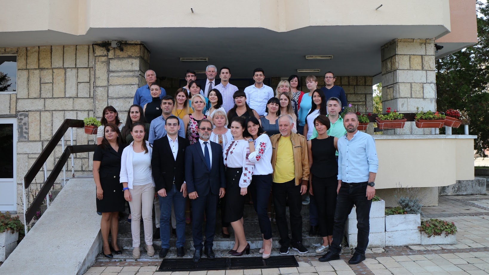 Republic of Bulgaria: The training of young statisticians from six countries successfully completed