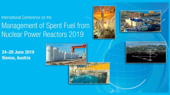 Call for papers: Abstracts for the IAEA International Conference on the Management of Spent Fuel due 4 November