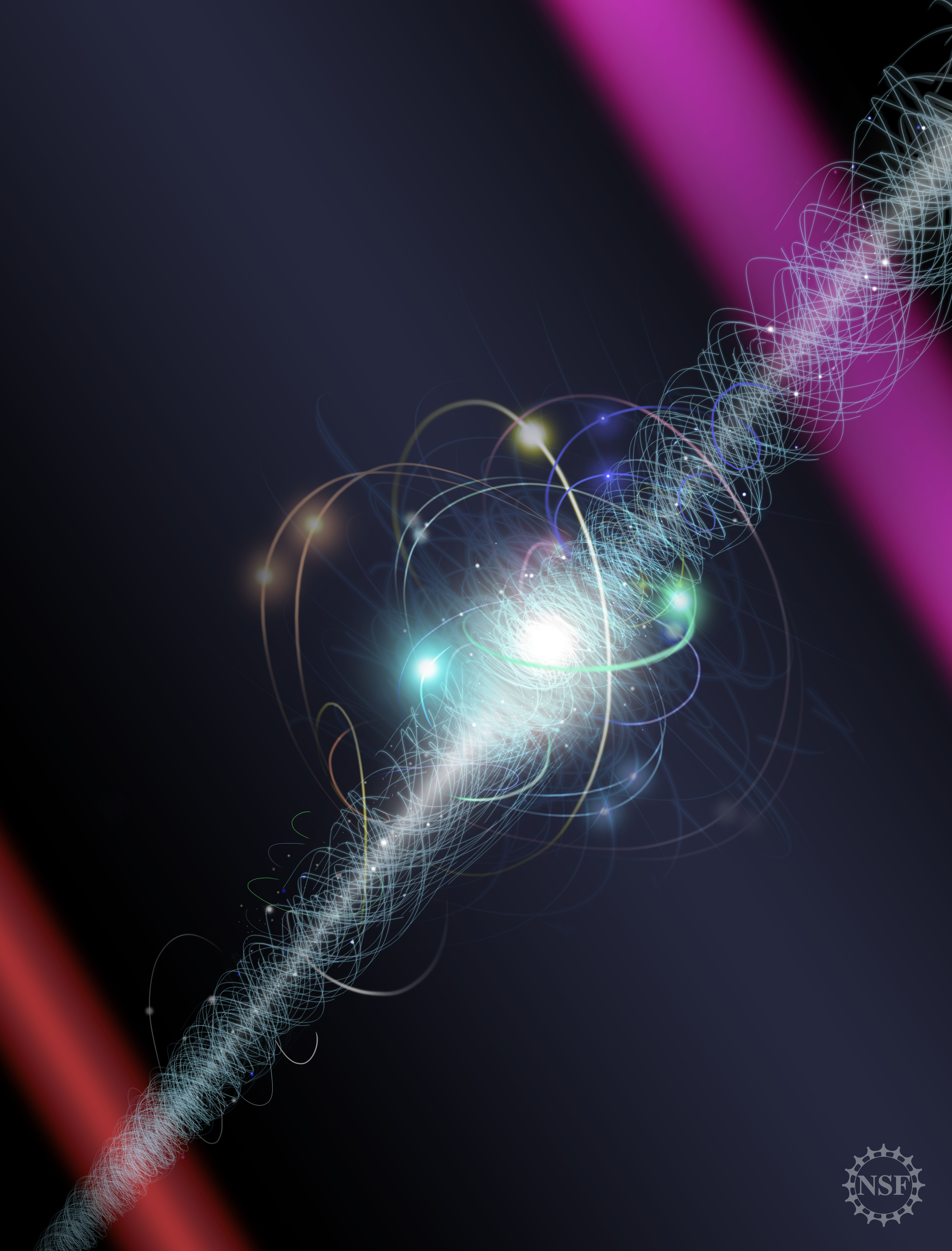 Extremely close look at electron advances frontiers in particle physics