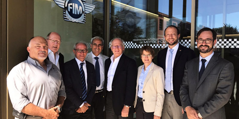 Motor sport federations plan increased collaboration