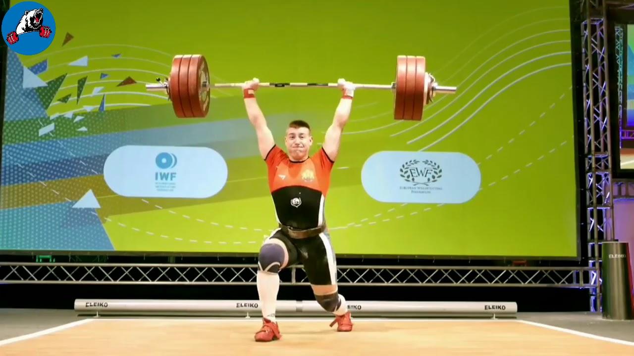 IWF:The 2018 European Youth Champion
