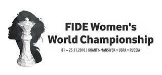 FIDE Women's World Championship Starts in Khanty-Mansiysk on November 2