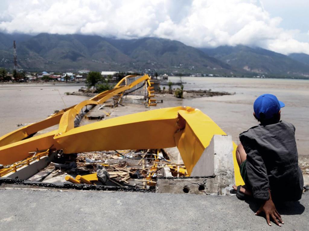 UN:Indonesia tsunami: Many still missing as death toll rises