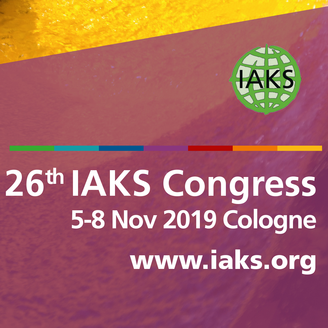 International Association for Sports and Leisure Facilities: Submit your abstract for the 2019 IAKS Congress until 28 February