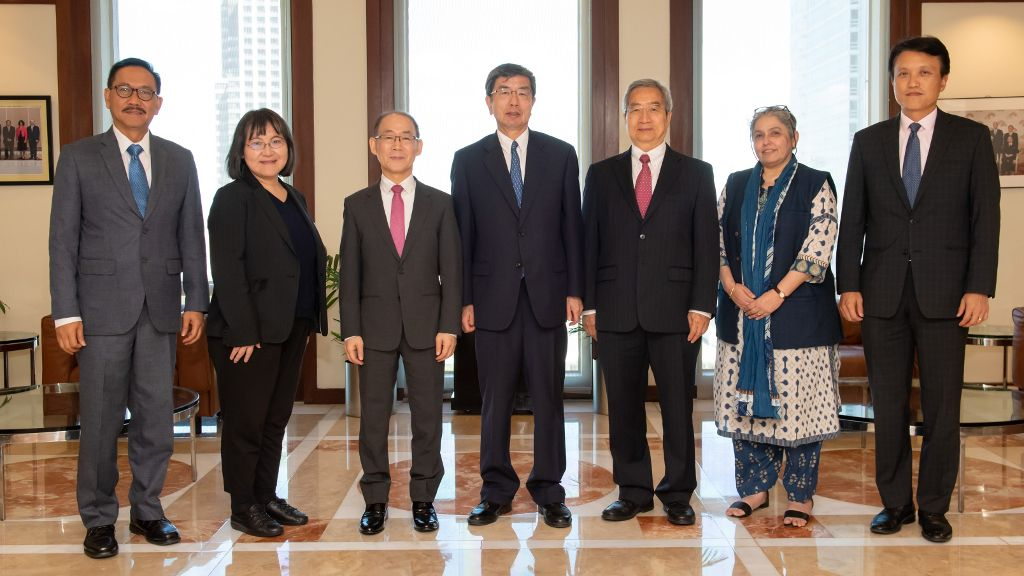 Asian Development Bank: The 10th Meeting of Advisory Group on Climate Change and Sustainable Development held at ADB