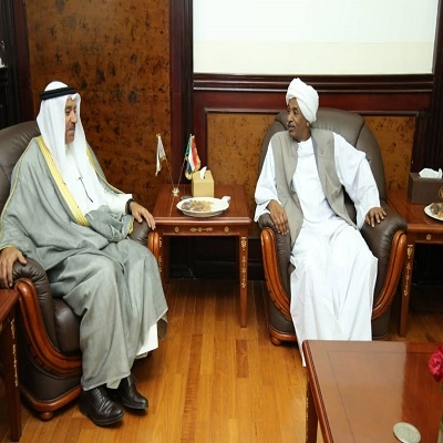 Musa Mohammed Ahmed Hails the High level of Relations with Kuwait