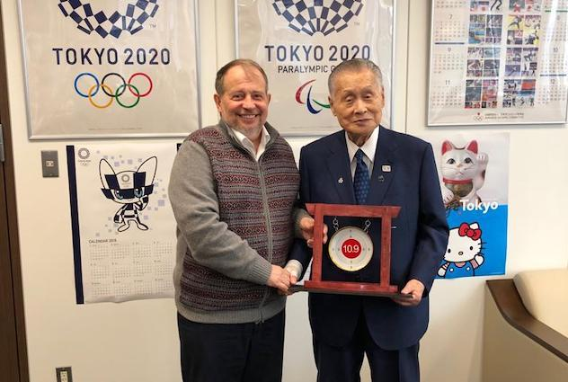 International Shooting Sport Federation: Official visit to Tokyo 2020 Games