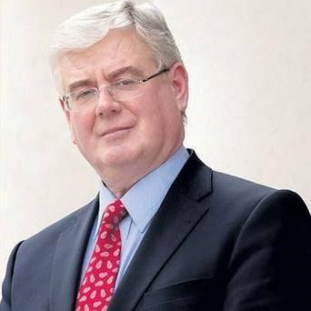 Eamon Gilmore as the EU Special Representative for Human Rights
