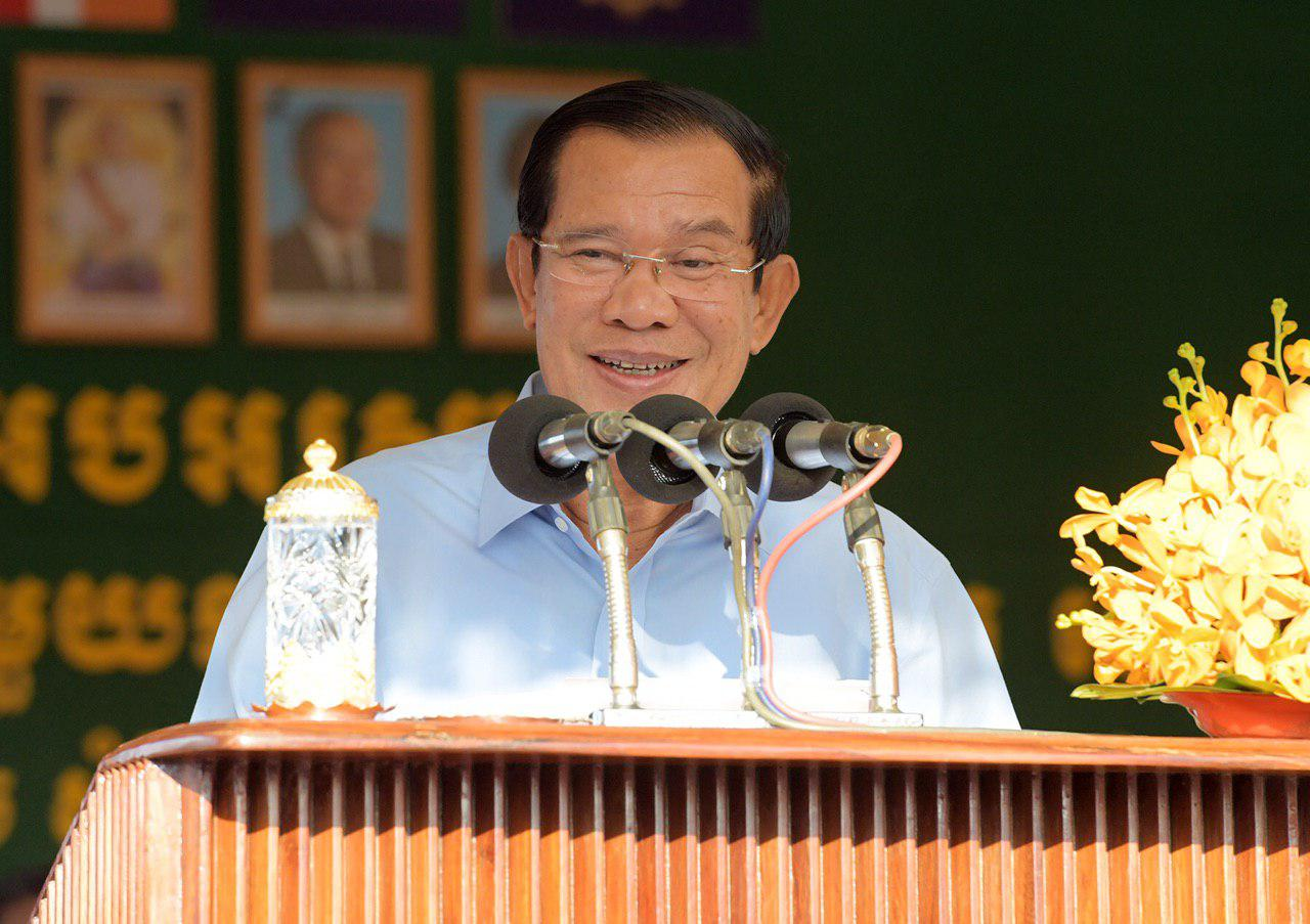 Cambodian Prime Minister Hun Sen Re-appeals for Non-discrimination against HIV/AIDS Patients