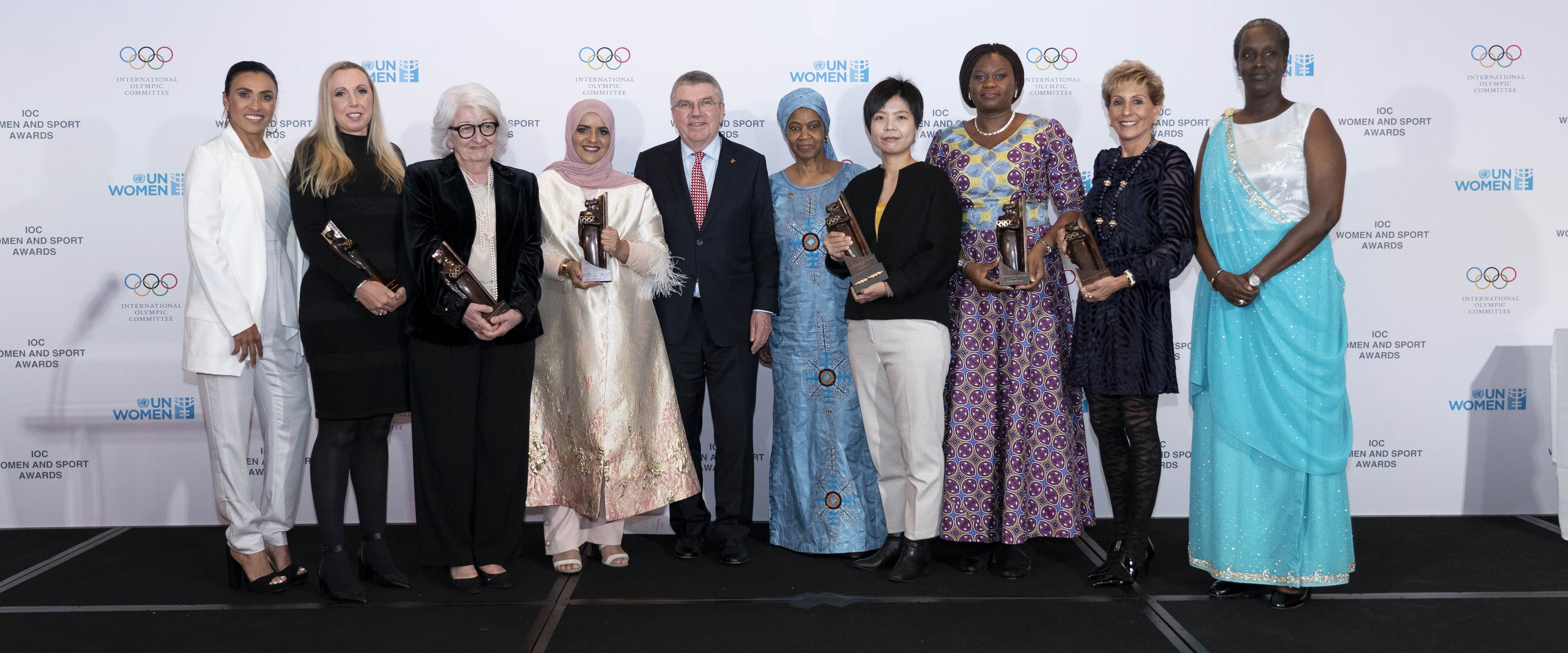 IOC AWARDS 2019