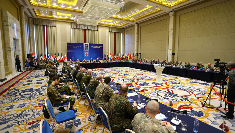 NATO Military Committee visit Georgia