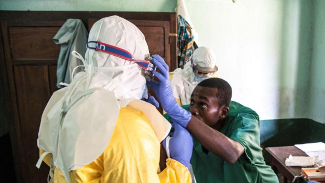 555 Lives Lost So Far to Ebola Outbreak
