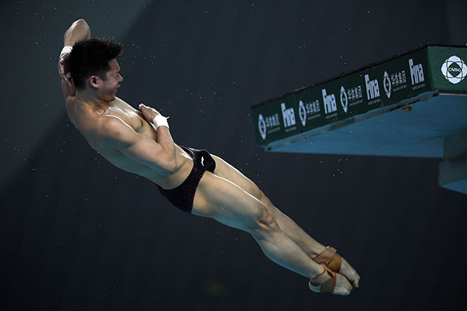 Beijing to host second Diving World Series