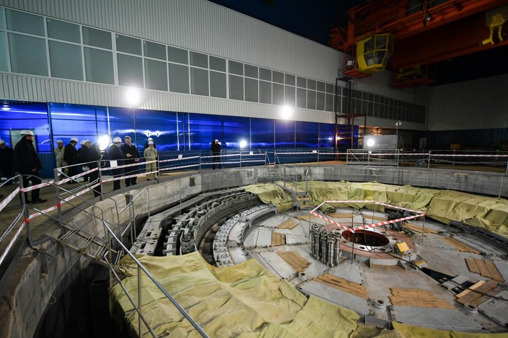 Ukraine considers additional Nuclear Power
