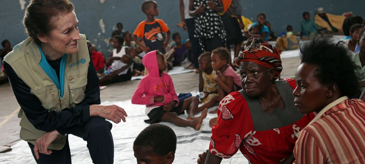1.8 million People Affected by Cyclone Idai