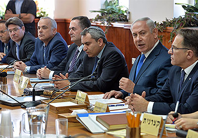 PM Netanyahu ordered the attack to 100 Hamas terrorist targets