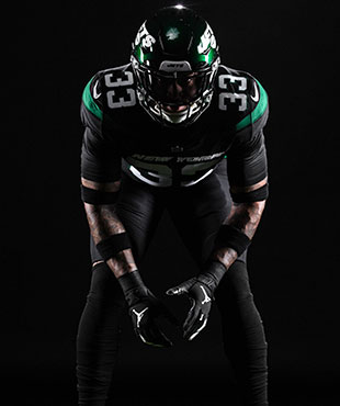The New York Jets unveiled their new uniforms