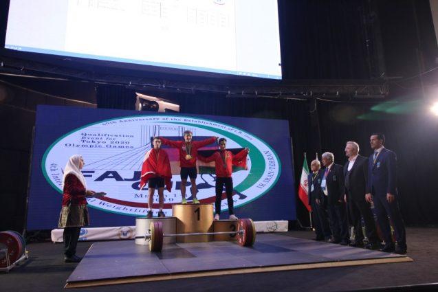 IWF: 4th International Fajr Cup