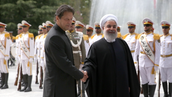 "Iran-Pakistan: ""The two countries' border should be a border of peace and friendship"""