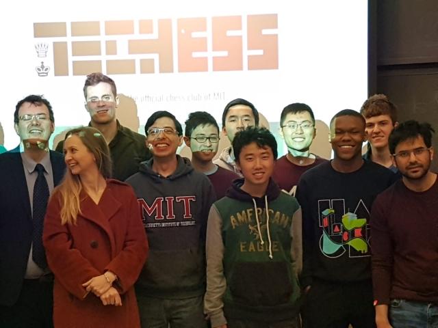 """Best minds play chess"" uniting world top universities"