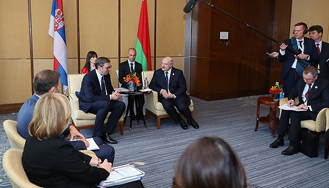 Belarus Hopes for a Significant Boost in Cooperation with Serbia