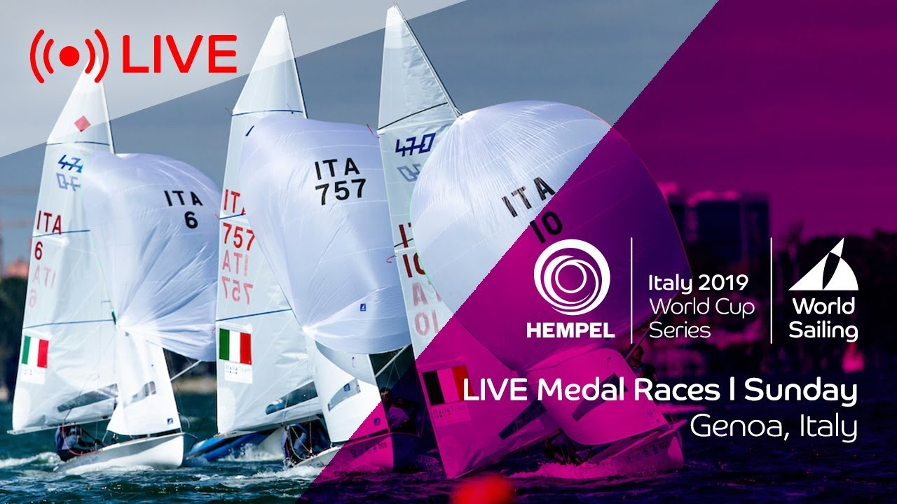 Hempel World Cup Series Genoa 2019