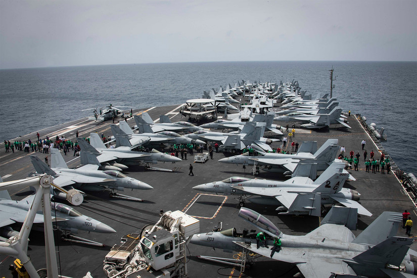 The USA Approves Force Protection Deployment for the Middle East