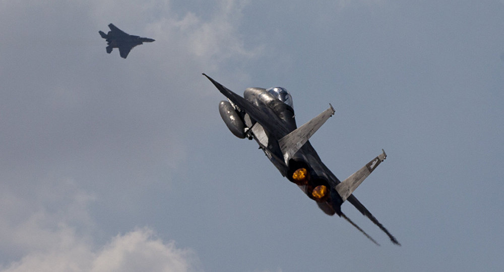 Israel on Syrian Army Attempt to Hit an Israeli Plane