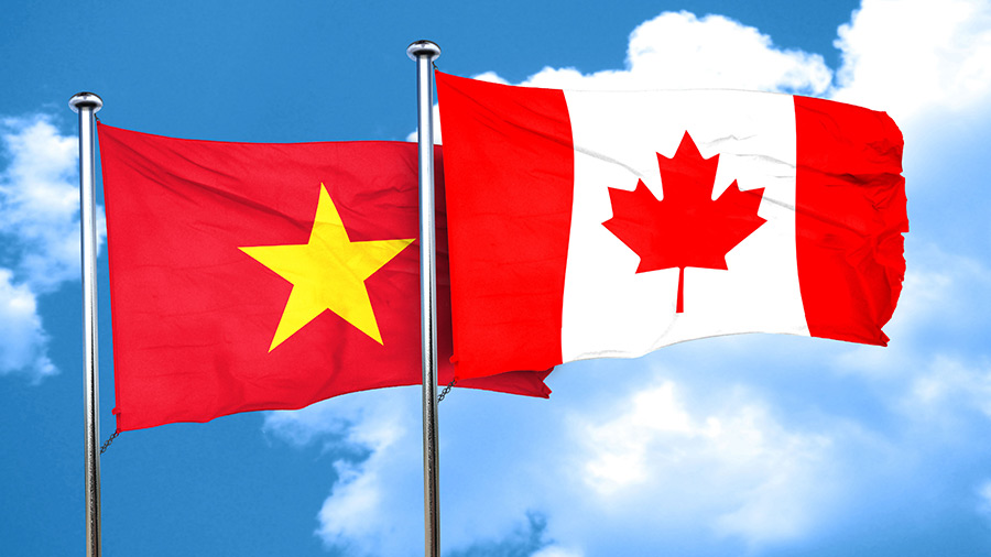 First Ever Visit of a Vietnamese Minister of Defence to Canada