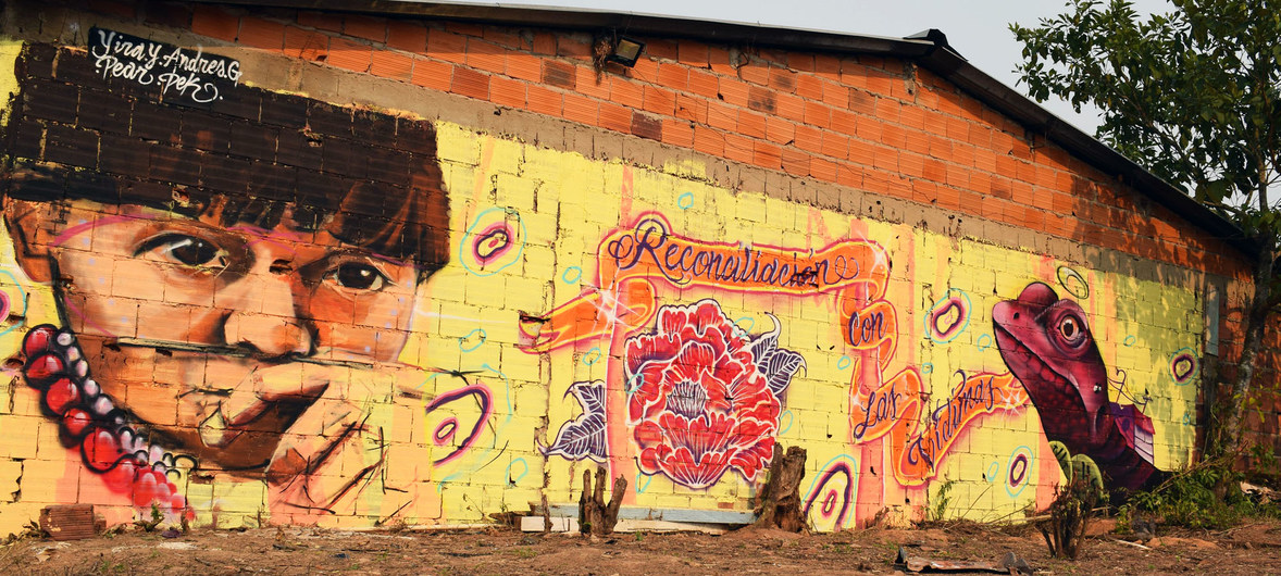 166 Human Rights Defenders were Killed in Colombia