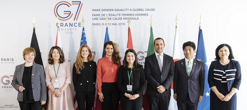 G7 Ministers Launch an Appeal for Cyberbullying