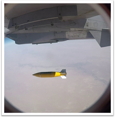 India Successfully Tested a Guided Bomb