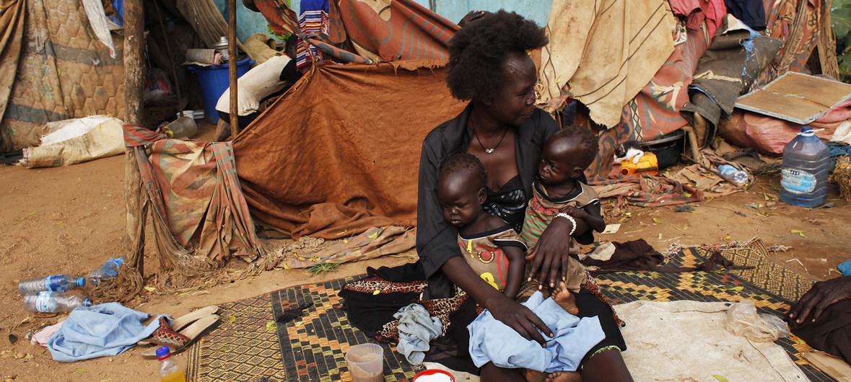 113 Million Experienced Acute Hunger