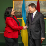 Latvia Supports the Sovereignty and Territorial Integrity of Ukraine