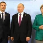 Leaders of Russia, Germany and France Discussed Joint Policy